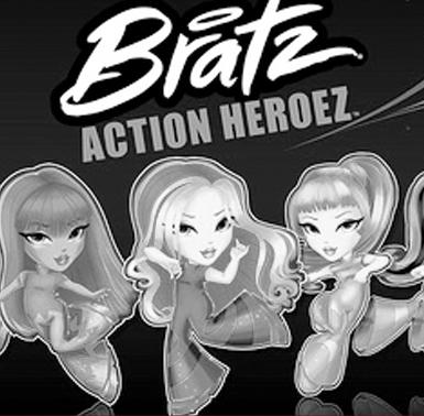 Bratz Action Heroez